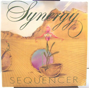 Synergy - Sequencer - PASSPORT RECORDS PPSD-98014 - FACTORY SEALED