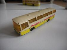 Majorette Neoplan Bus in White/Yellow