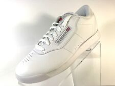 Reebok Princess Women's White Comfort Casual Sneakers Running Shoes Size 8