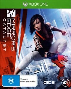 Mirror's Edge: Catalyst *FREE Next Day Post from Sydney* Xbox One Game