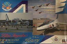 Hasegawa - 1/72 Blue Impulse T-4, F-86, T-2 (Combo 3 kits in on) - HAS-51878