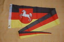 FAHNE FLAGGE HANNOVER 2265 BULLDOGGE Nr.1 aus NIEDERSACHSEN FUSSBALL MEINE STADT