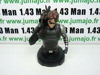 Figurine MARVEL BUSTE en résine 9 à 14 cm : Soldat de l'hiver Winter Soldier