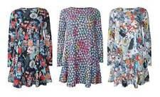 Viscose Long Sleeve Skater Festive Dresses for Women