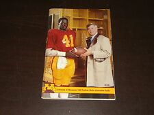 1980 UNIVERSITY OF MINNESOTA FOOTBALL MEDIA INFORMATION GUIDE