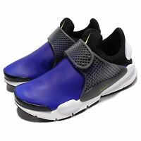 Nike Sock Dart SE Paramount Blue Black Men Slip-On Shoes Sneakers 911404-400
