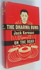 Jack Kerouac : The Dharma Bums HC/DJ (Hardcover with Dustjacket)1959 1st Thus