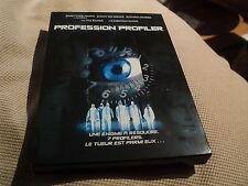 """DVD """"PROFESSION PROFILER"""" Val KILMER, Christian SLATER"""