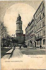 Vor 1914 Ansichtskarten aus Deutschland für Architektur/Bauwerk und Turm & Wasserturm