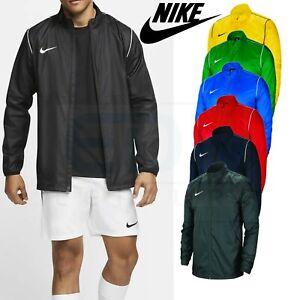 Junior Nike Rapel Jacket Rain Water Repellent Coat Sports Running Football Top