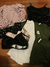 Express/old navy/lush/true craft girl 10 pcs clothes lot size:14/16