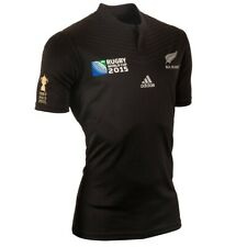 Bnwt New Zealand All Blacks Rwc 2015 Winners Jersey With Bonus McCaw Signed Card