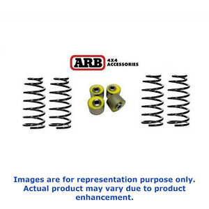ARB for 91-97 Toyota Land Cruiser Front + Rear Lifted Coil Springs +Caster 2851