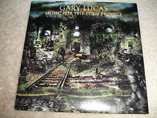 Gary Lucas - Music For The Eden Project 45 RPM Record 1st Pressing 300 Copies M