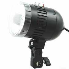 Flash Barebulb Lampe Esclave Studio Photo 80W Synchronisation Filaire ou Slave