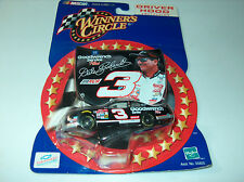 WINNERS CIRCLE #3 DALE EARNHARDT 1/64 DIECAST CAR DRIVER HOOD COLLECTION NEW
