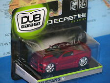 1/50 DUB GARAGE FORD MUSTANG DIECAST METAL WIDE BODY ***BRAND NEW & VHTF***