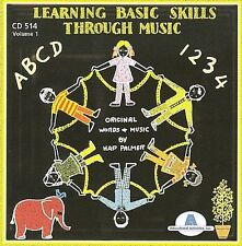 Learning Basic Skills Through Music Vol. 1, Hap Palmer