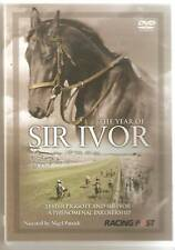 THE YEAR OF SIR IVOR DVD LESTER PIGGOTT & SIR IVOR - HORSE RACING DVD