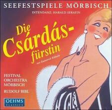 Emmerich Kàlmàn: Die Csàrdàsfürstin, New Music