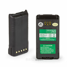 2 x KNB-31A KNB-32N Battery for KENWOOD TK-2180 TK-3180