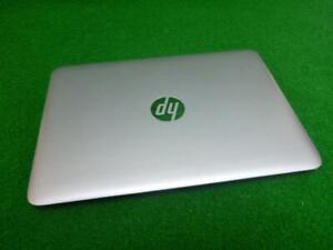 HP EliteBook 820 G3 i7-6600U@2.60GHz 4GB RAM 128GB SSD WEBCAM BACKLIT KBD #1590