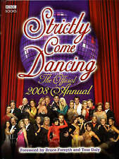 Strictly Come Dancing, Hardback Book, The Official Annual 2008
