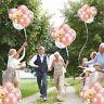 5 / 20PCS Colorful Confetti Balloon Birthday Wedding Party Decor Helium Balloons