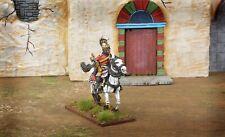 Protector de élite francesas gendarme Trumpeter 1815 28mm Metal Pintado