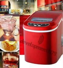 220V Stainless Steel Restaurant Ice Cube Machine Portable Commercial Ice Maker