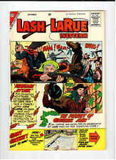 Fawcett LASH LaRUE WESTERN #74 September 1959 vintage comic VF/NM condition