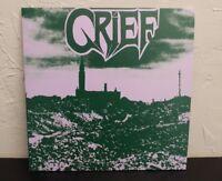 "Grief depression 12"" NEW doom sludge dystopia hardcore punk LP crust disrupt"