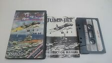 JUEGO CASETTE JEU JUMP JET COMMODORE 64 CMB 64 C64 PAL 128