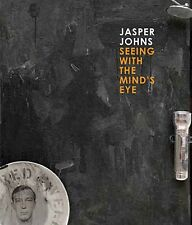 Jasper Johns - Seeing with the Mind's Eye - San Fran Museum of Modern Art - NEW