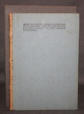 KELMSCOTT PRESS Edmund Spenser SHEPHEARDES CALENDER 1896 illus Arthur Gaskin