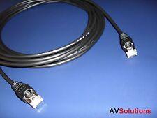 5 M. RJ45/RJ45 PowerLink BeoLab Speaker Cable for Bang & Olufsen B&O (HQ)