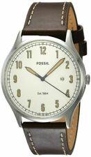 Fossil Forrester White Men's Watch - FS5589
