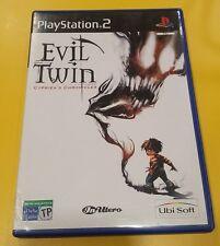 Evil Twin Cyprien's Chronicles GIOCO PS2 VERSIONE ITALIANA