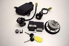 Honda CBR600RR PC37 Schlosssatz CDI ECU 05-06 Schloss Schlüssel Ignition Key Set