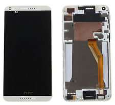 Original HTC Desire 816 D816d Full Display LCD Touchscreen Digitizer Rahmen weiß