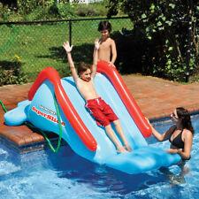 "Swimline Superslide Swimming Pool Inflatable 94"" x 37"" Slide"