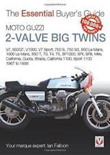Moto Guzzi 2-Valve Big Twin : V7,850gt,V1000,V7 Sport, 750 S,750 S3, 850 Le