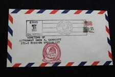 SPACE SHUTTLE COVER 1983 HAND CANCEL STS-9 HOMETOWN ASTRONAUT OWEN GARRIOT (2846