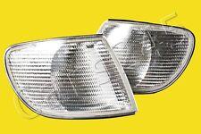 Audi A6 C4 1995-1997 Corner Lights Turn Signals Lamps LEFT + RIGHT PAIR 1996