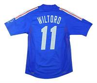 France 2002-04 Authentic Player Issue Home Shirt Wiltord #11 (Excellent) S