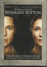 Il curioso caso di Benjamin Button (2008) DVD