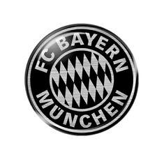 FC Bayern München Aufkleber Autoaufkleber rund FC Bayern München Logo 3D Optik
