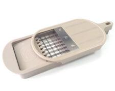 Moulinex lama grigia taglio stick cubetti tritatutto Fresh Express Cube DJ9058