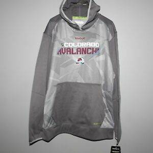 NHL Colorado Avalanche TNT Hoodie Mens Sizes MSRP $90