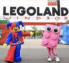 X2 Legoland Windsor Etickets Mon 18th,Tues 19th,Wed 20th Or Thur 21st Oct 2021